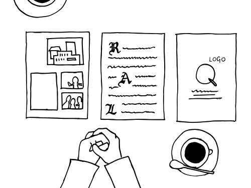 イラスト:用意するもの写真・文章・ロゴ